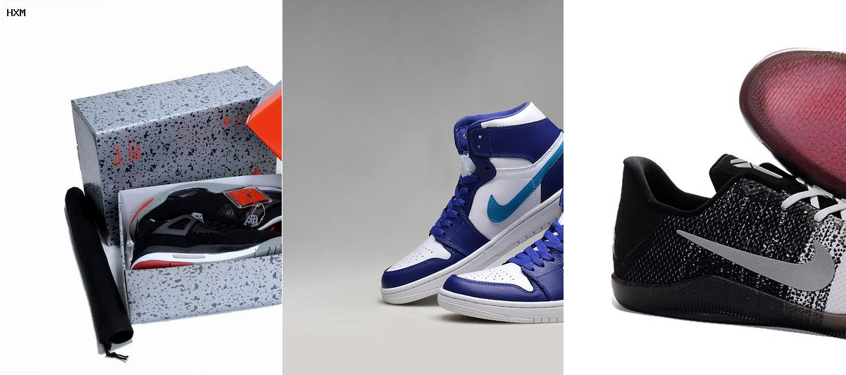 sneakers nike hombre